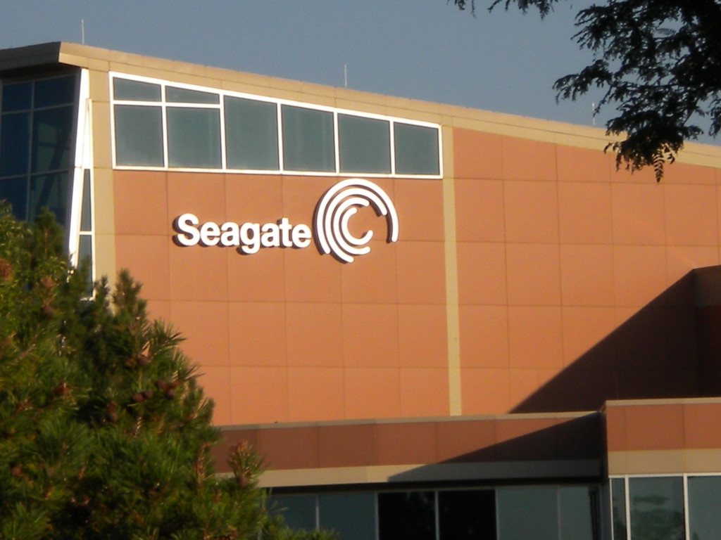 Seagate (main entrance?)