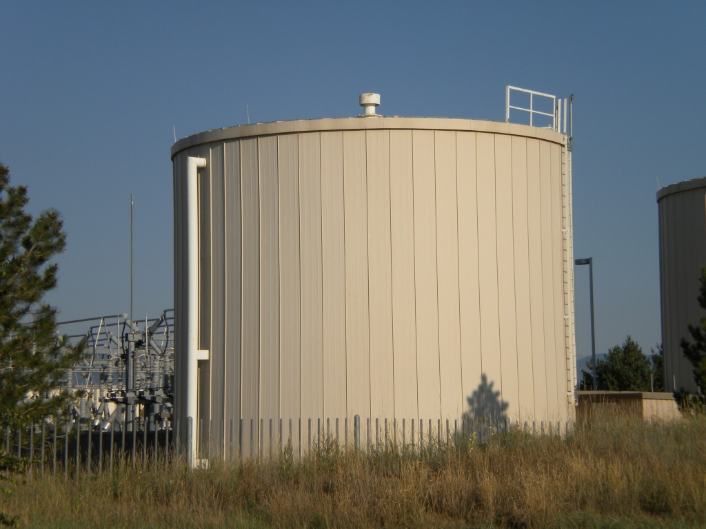 Amgen tank