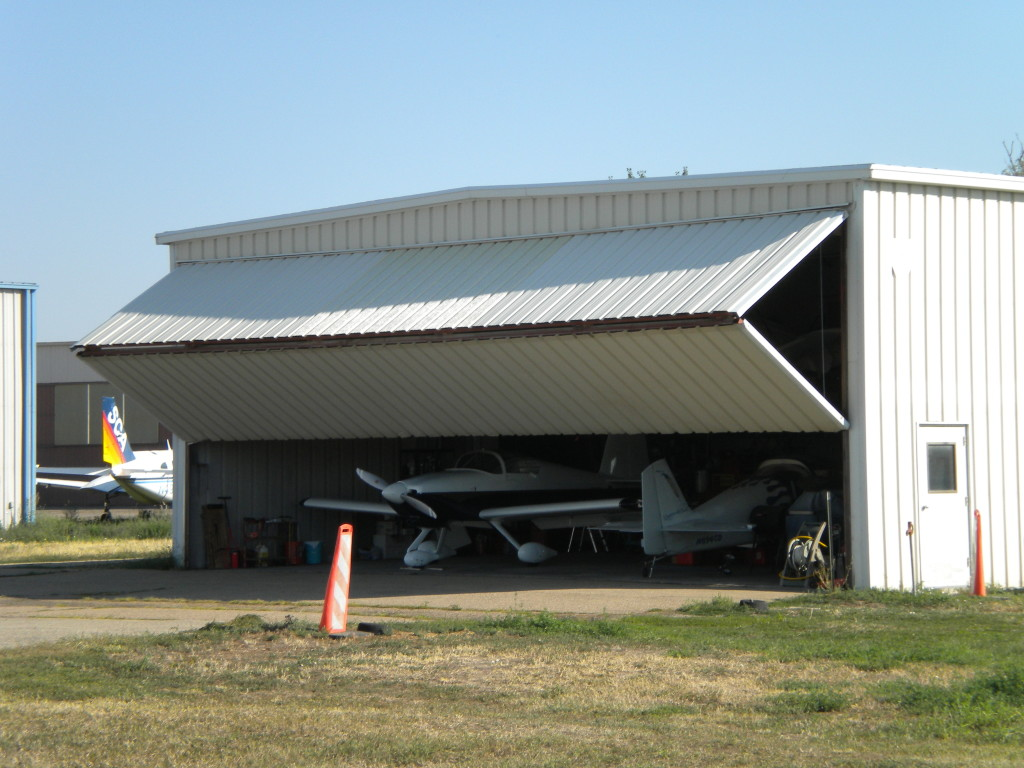 plane storage