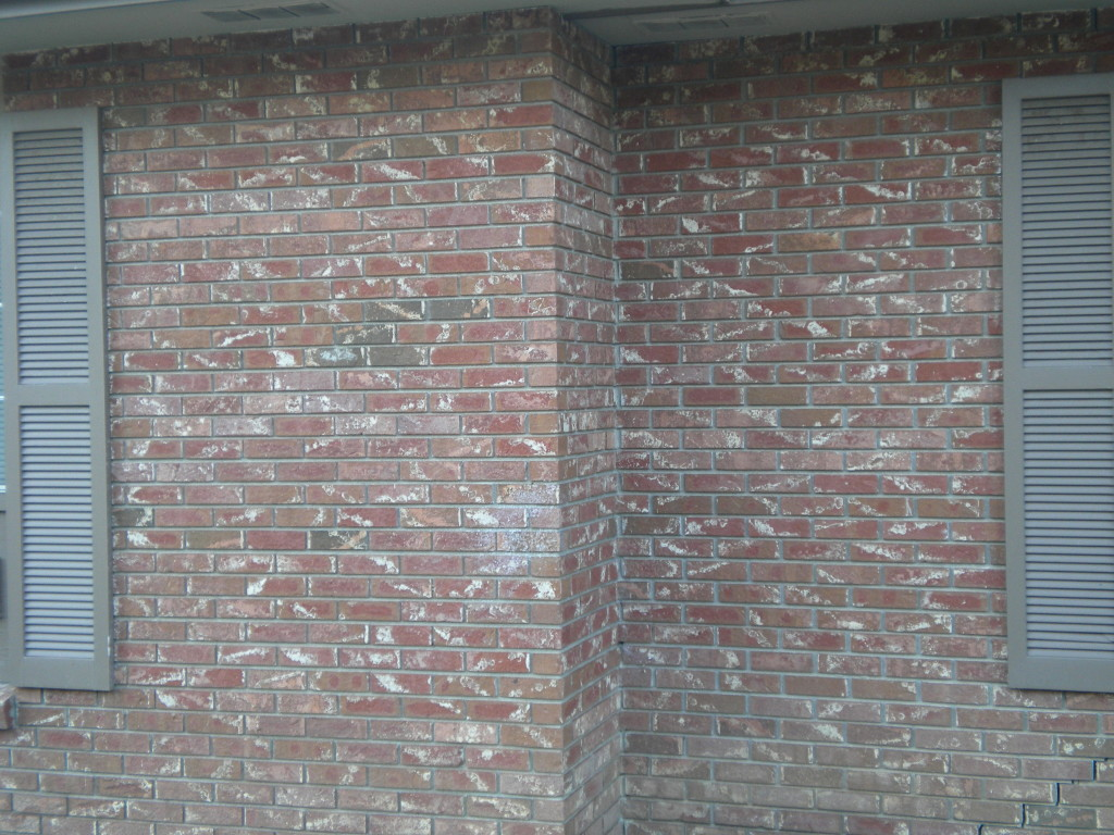 Pretty brick design