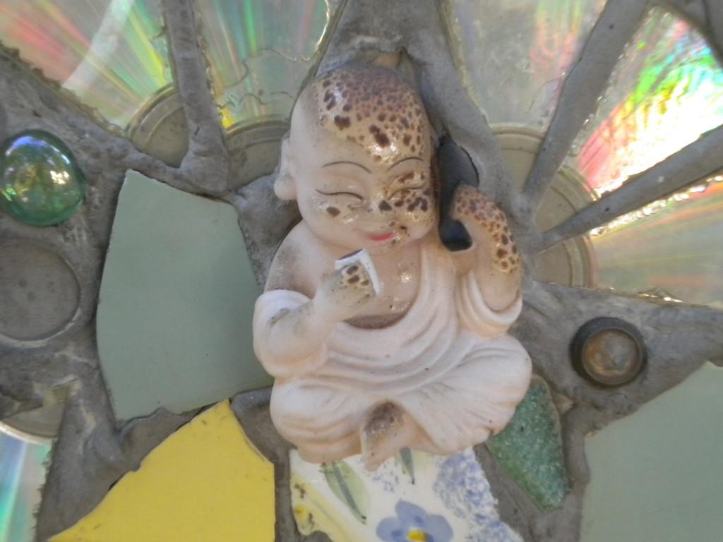 Lizard Buddha?