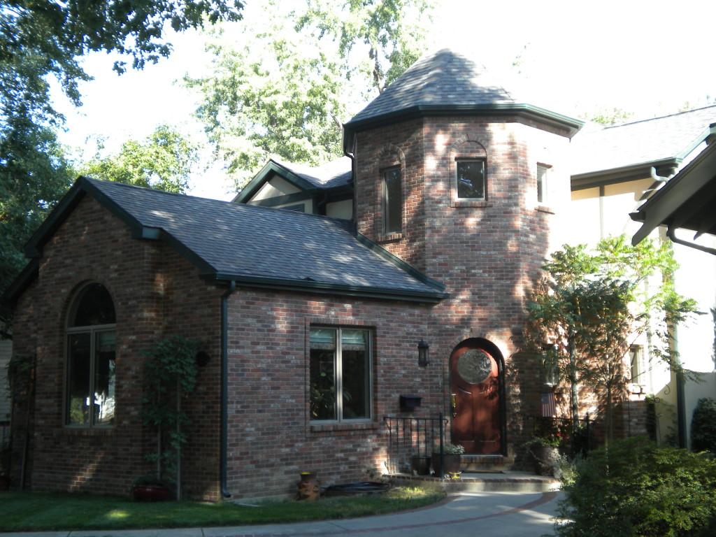 brick turret