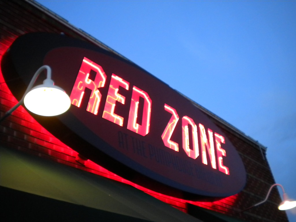 Red Zone (part of The Pumphouse)