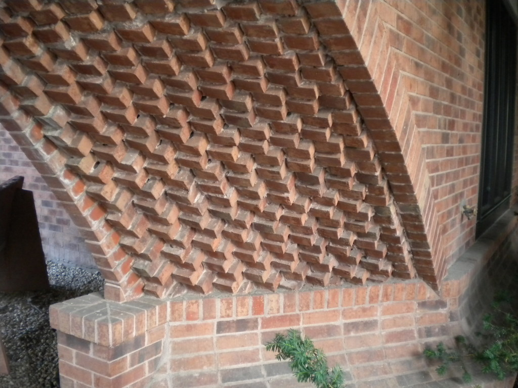 cool brick work