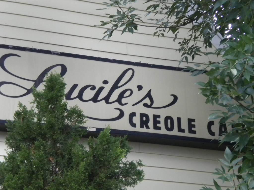 Lucile's Creole restaurant
