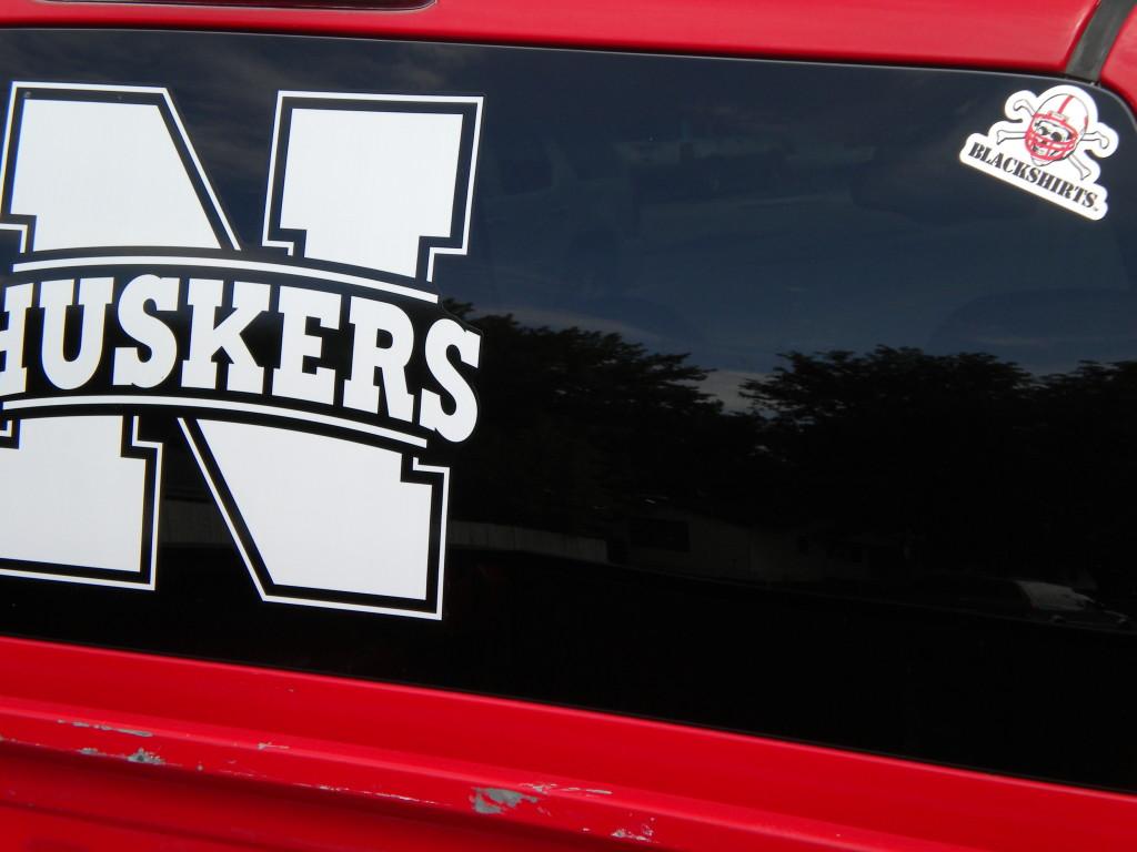 for my Nebraska relatives