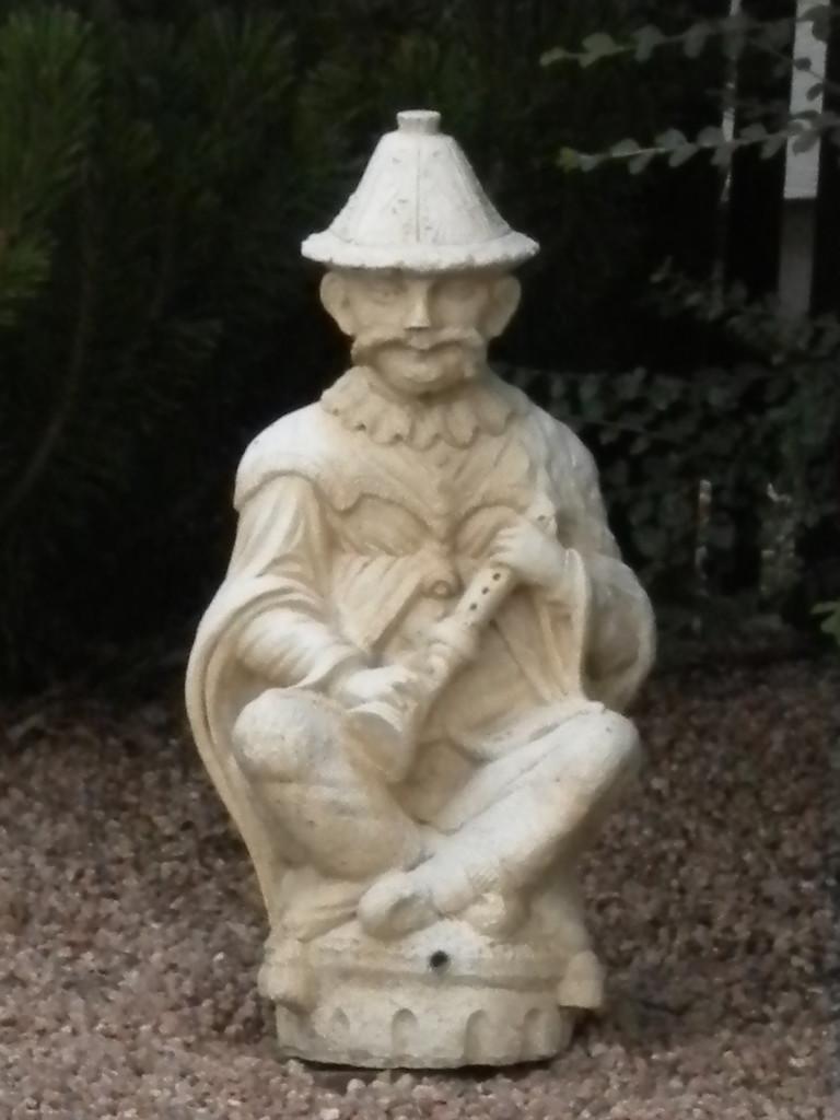 Confucian musician?