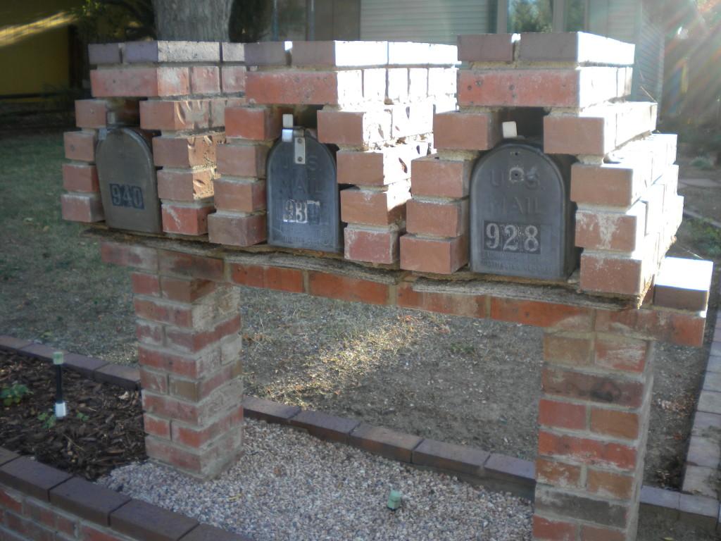 3 brick horizontal