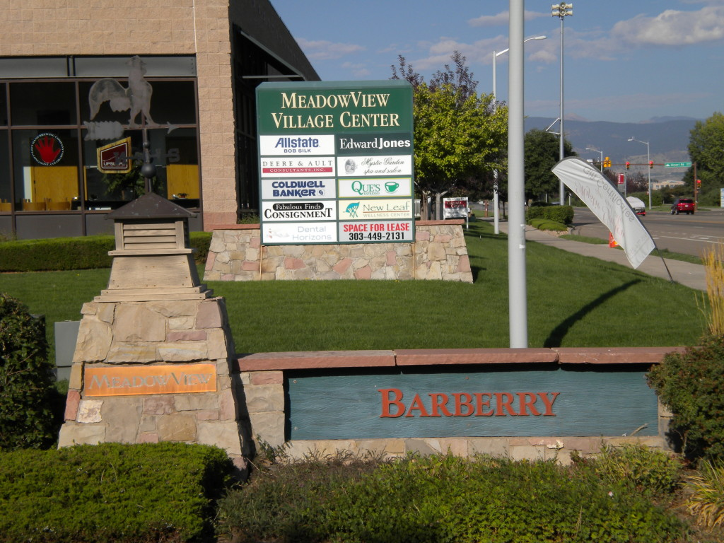 Business sign 1