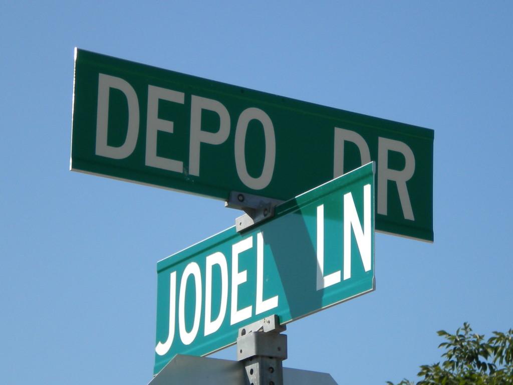 unusual street names