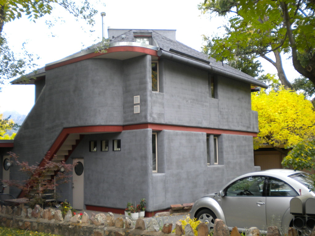 another interesting house