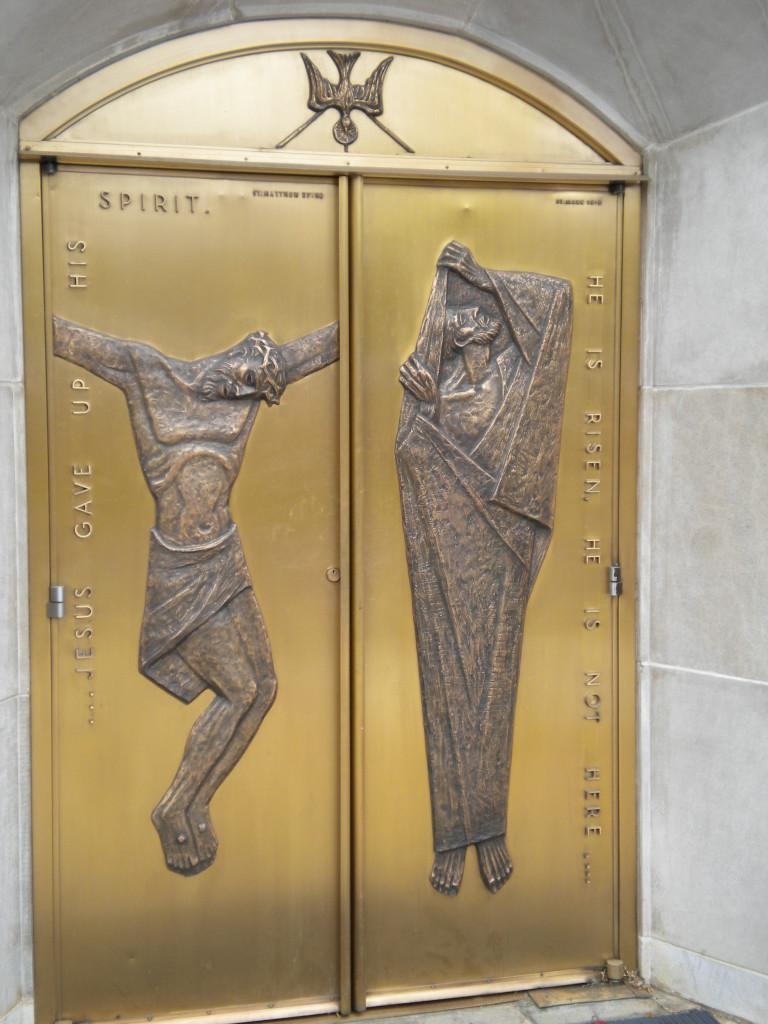 church door # 3