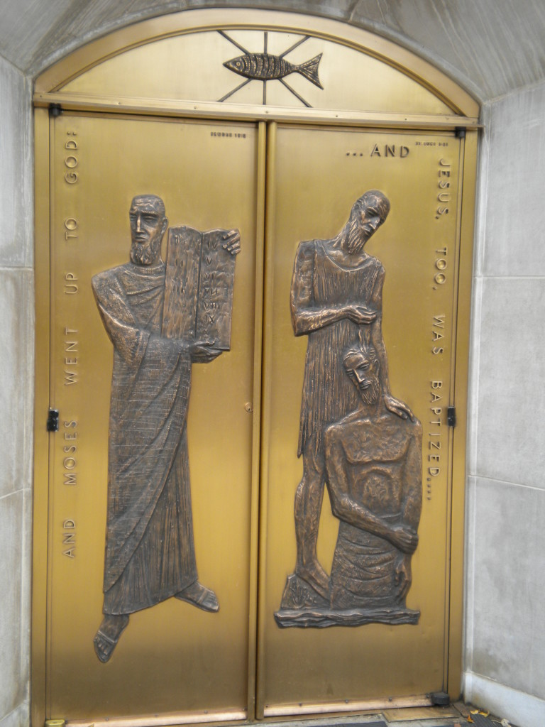 church door # 2