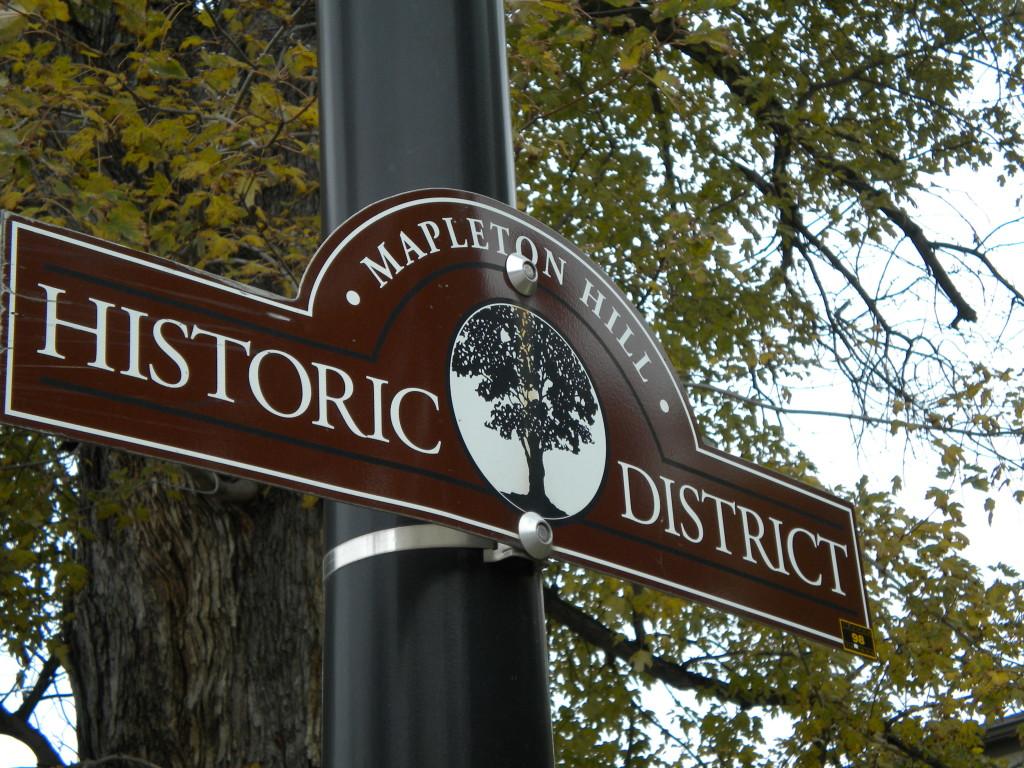 Historic Mapleton