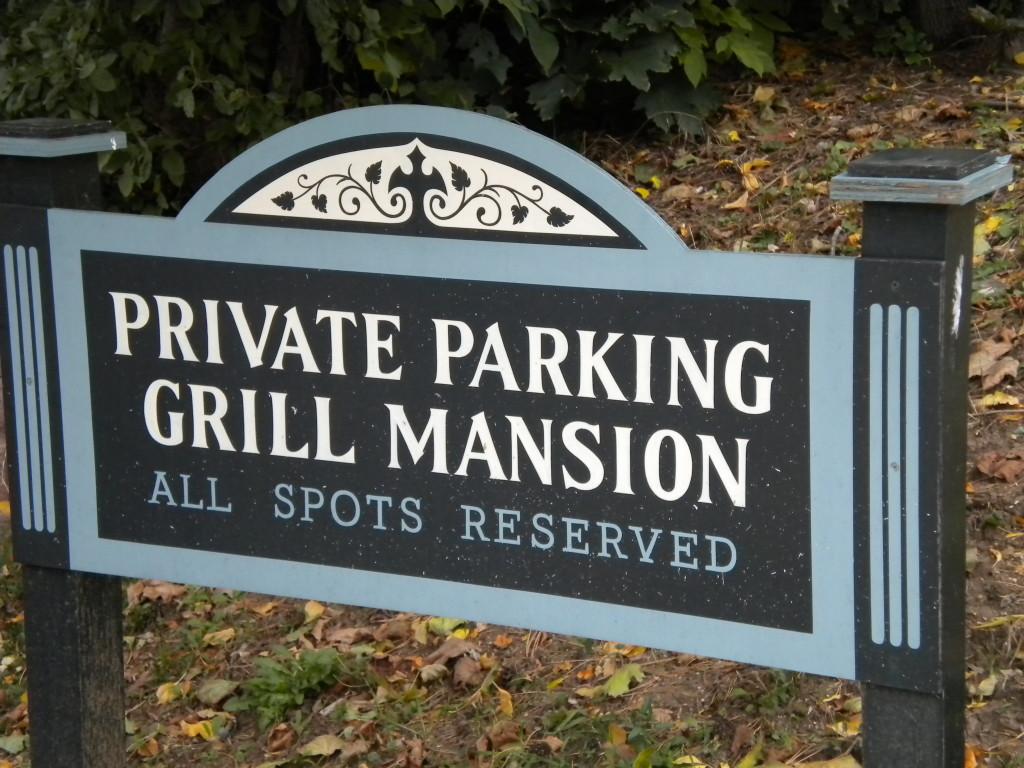 Grill Mansion