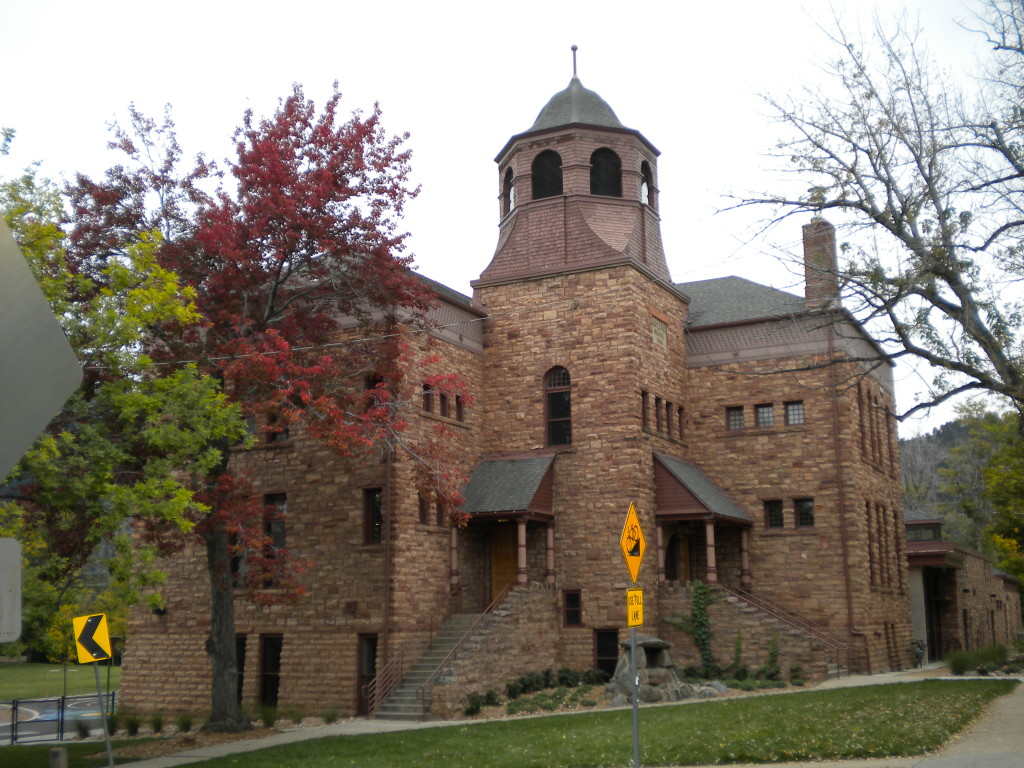 Historic Mapleton School