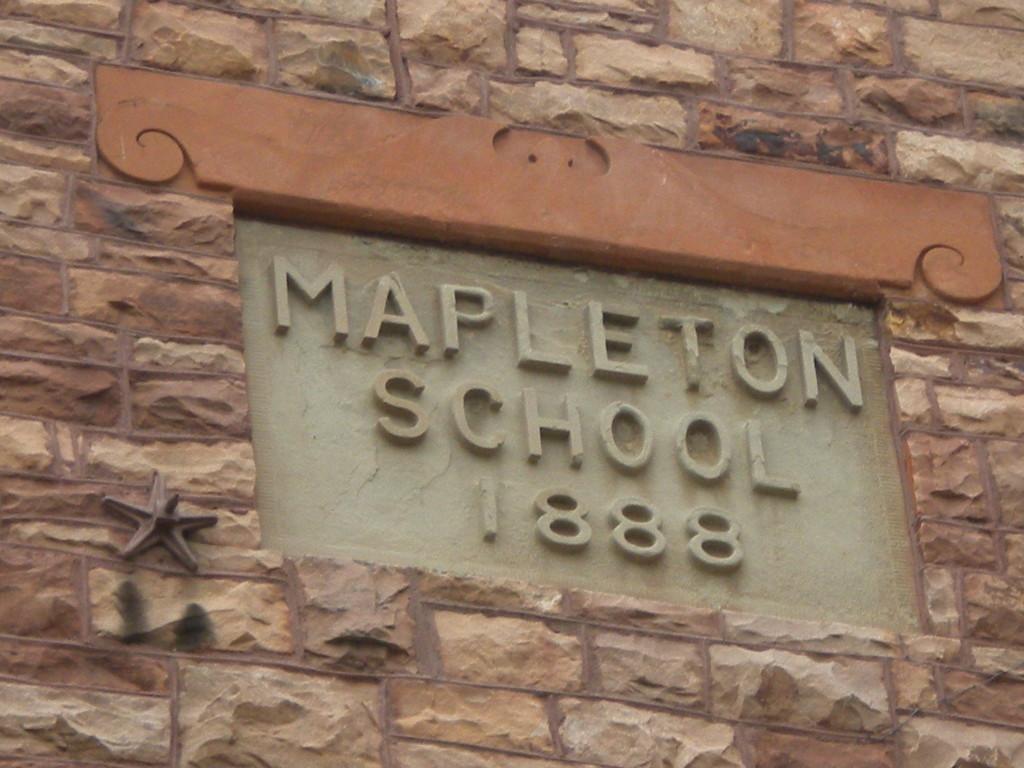 MapletonSchool 1888
