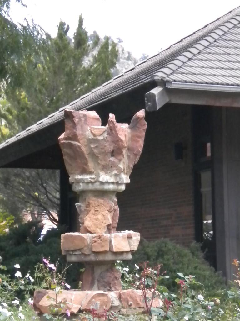 Rock Fountain?