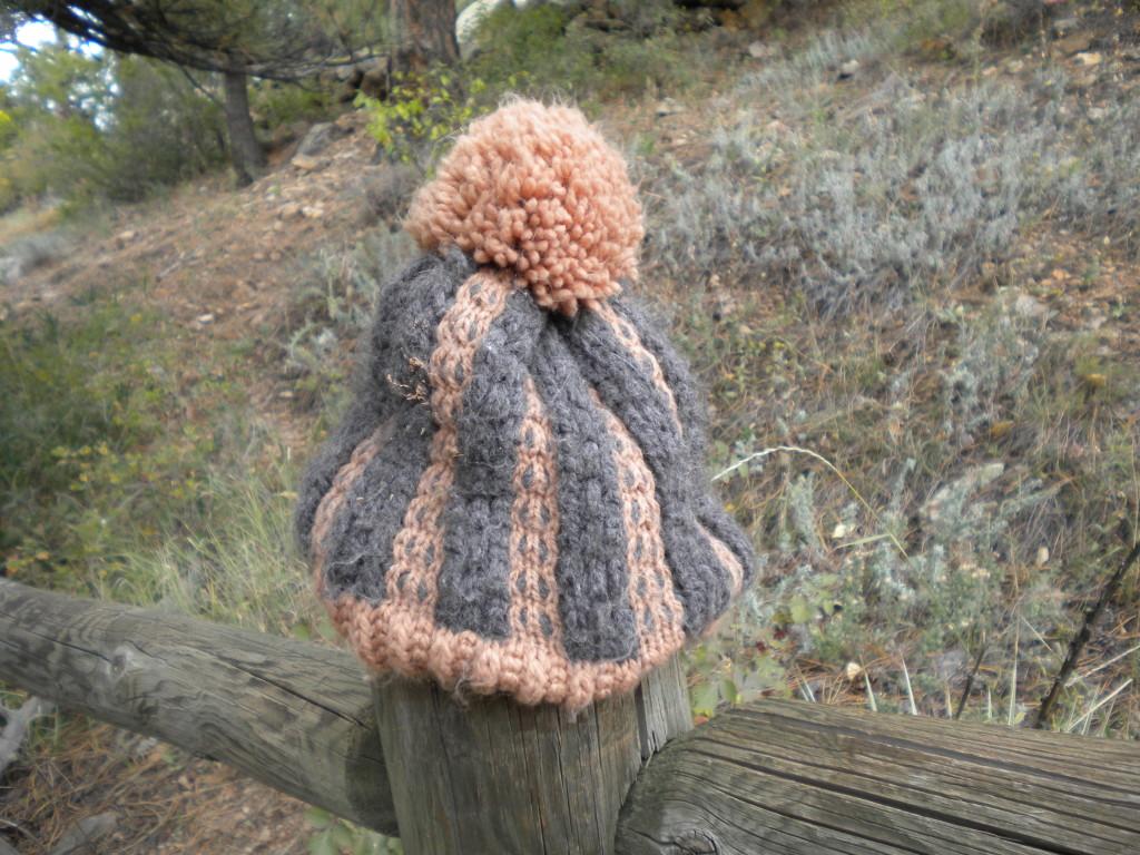 lost stocking cap