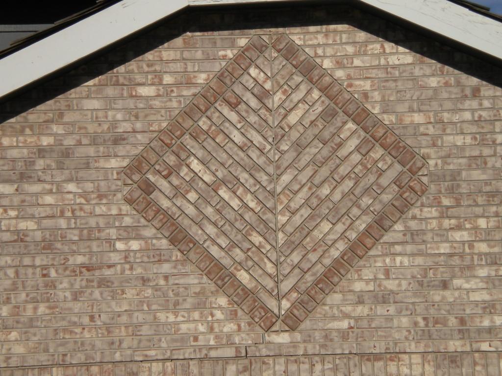 nice brickwork
