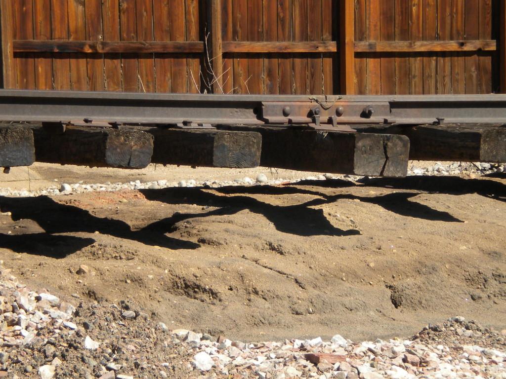 Floating railroad