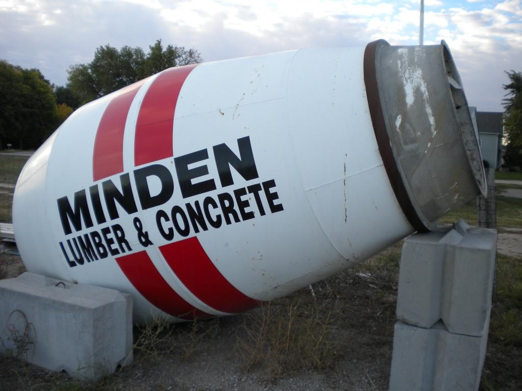 Minden Lumber & Concrete # 1