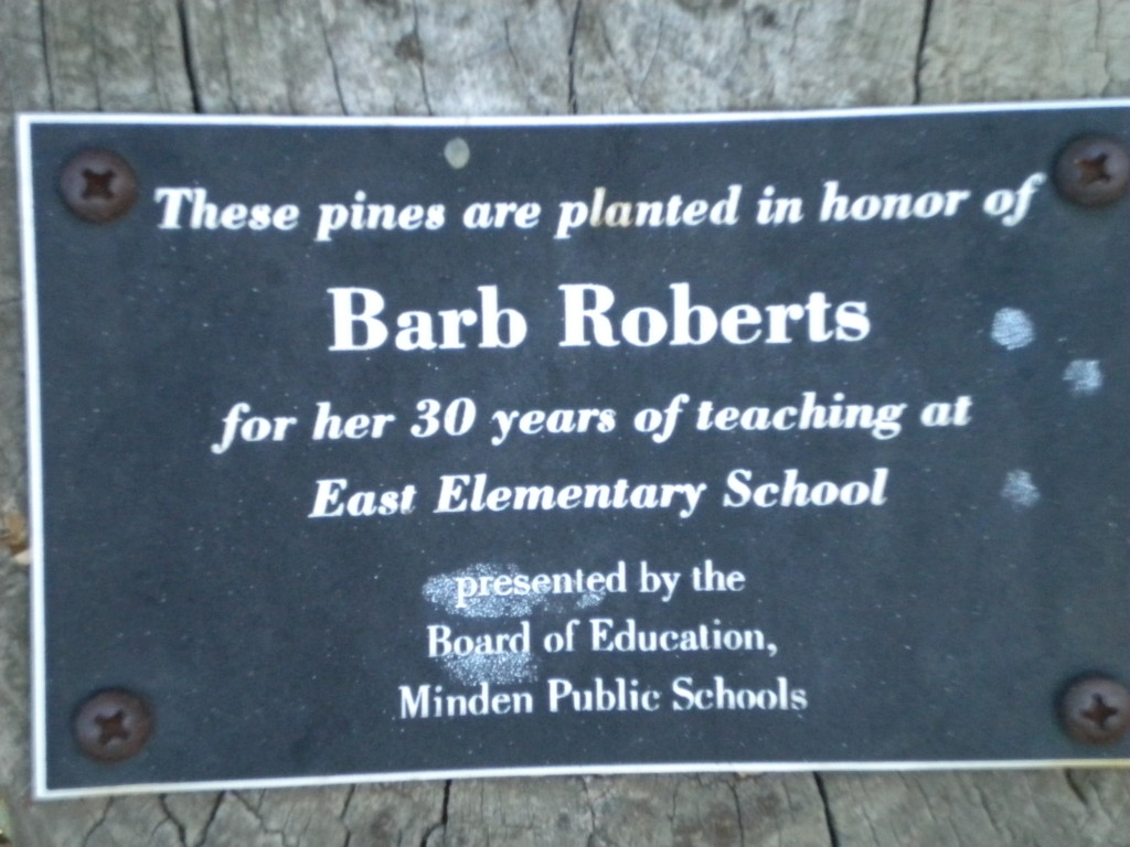 Barb Roberts (at East Elementary)