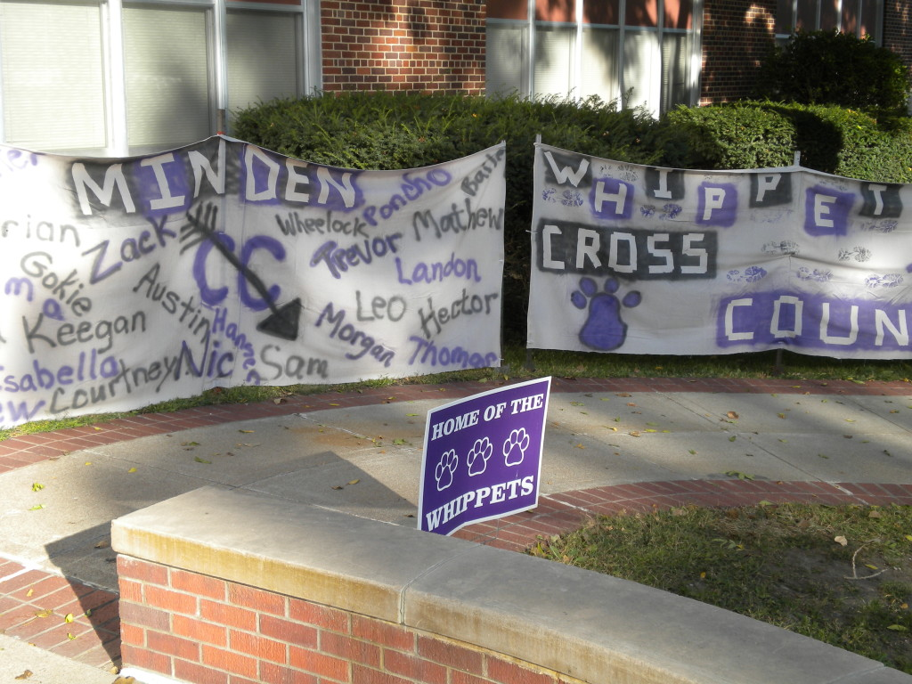 Cross Country banner