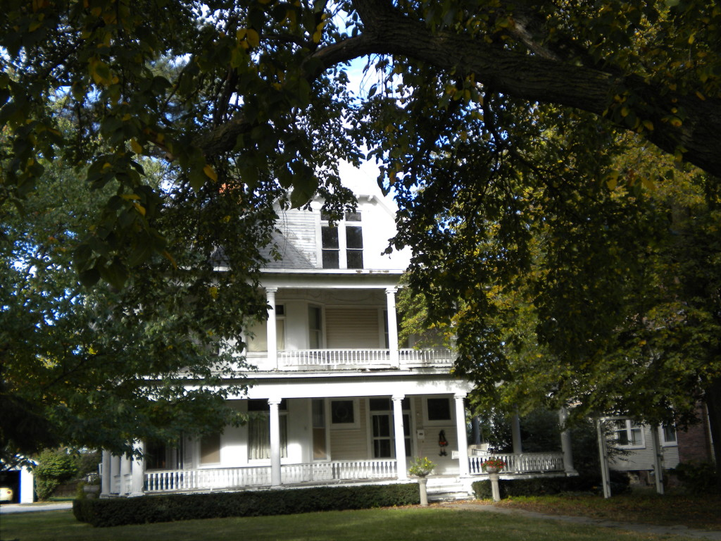 Old mansion along Brown Ave. # 1