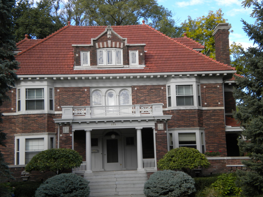 Old mansion along Brown Ave. # 2