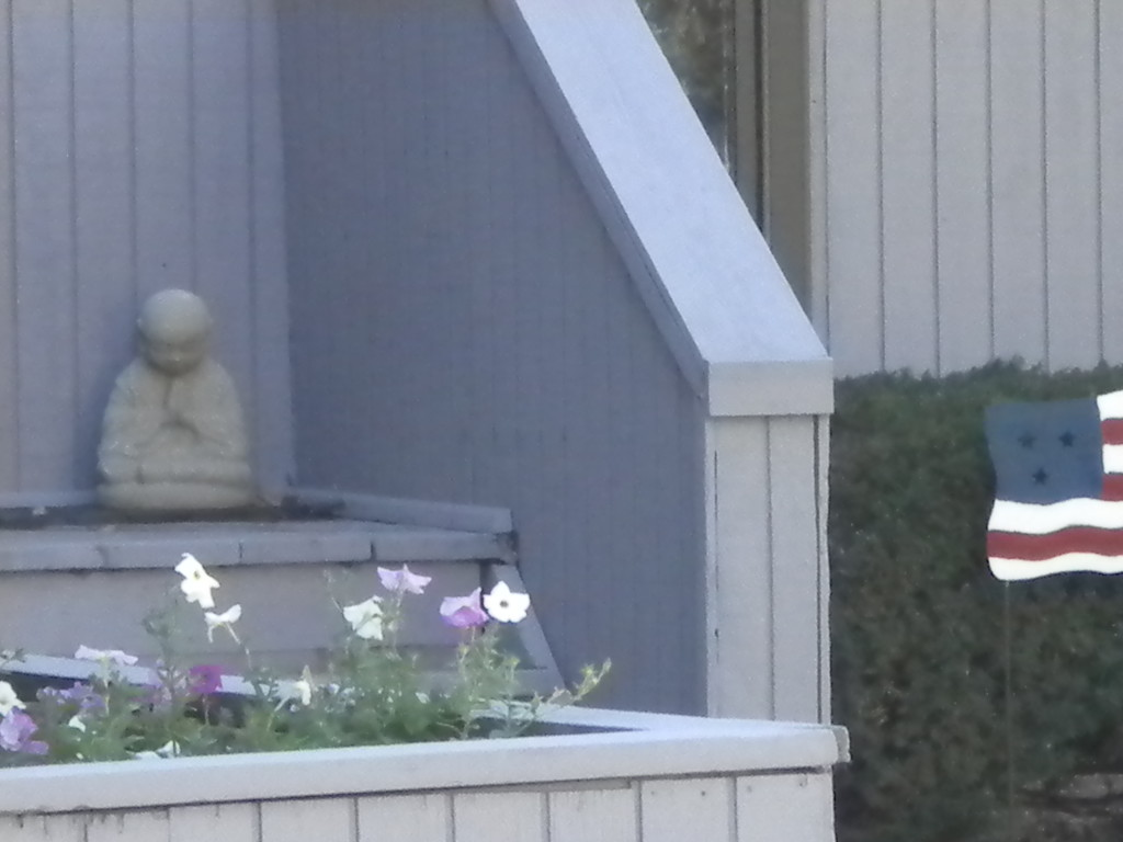 only Buddha I've seen so far in MInden... they're fairly common in Longmont