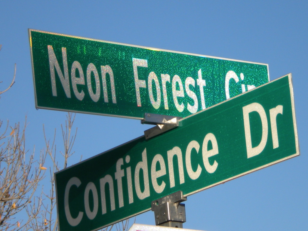 Neon Forest & Confidence