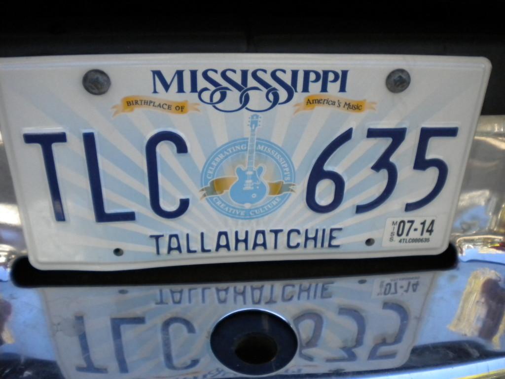 Tallahatchie, Mississippi