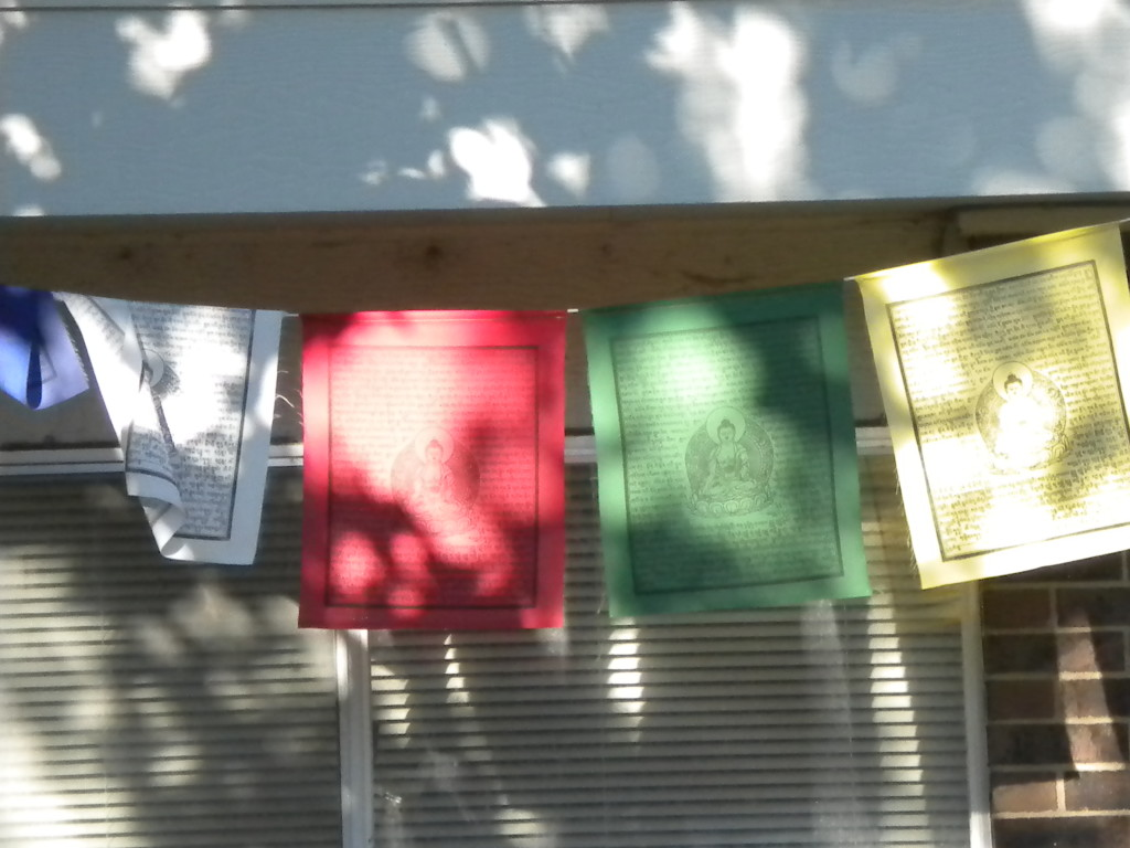more prayer flags?