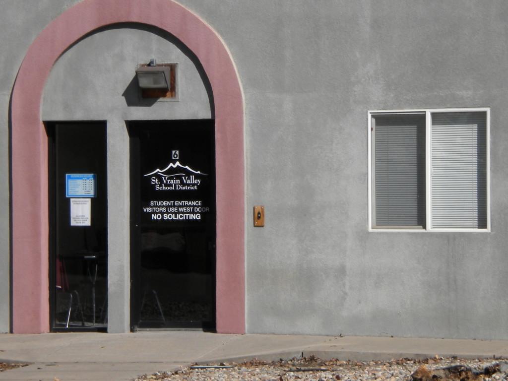 SVV School District Student Entrance