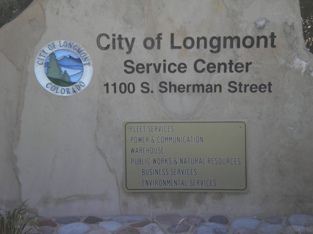 City of Longmont Service Center