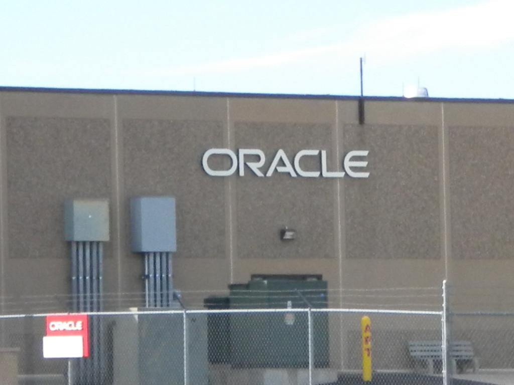 Old StorageTek building from north (Oracle)