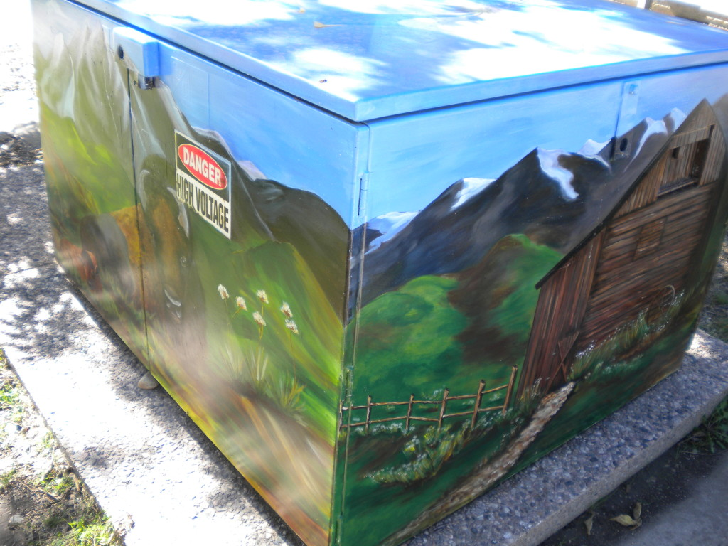 Electrical box 1
