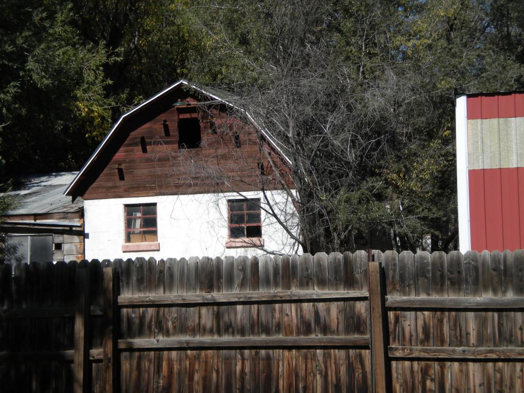 old barn?