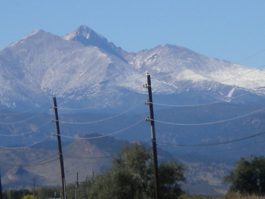 Long's Peak 1
