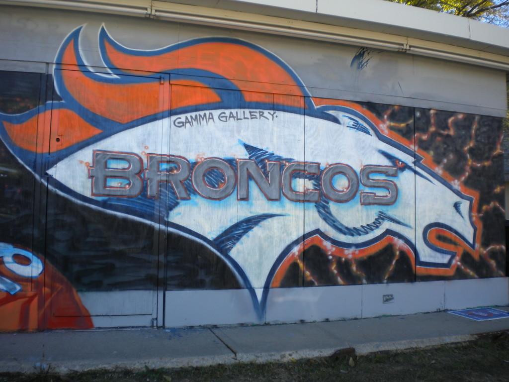 ... & the Denver Broncos