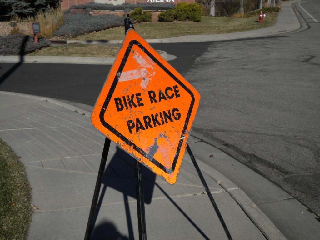 Bike Race today