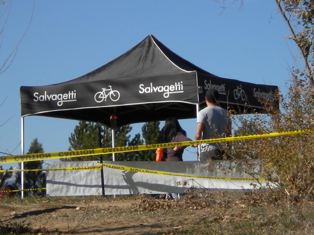 sponsor tent?