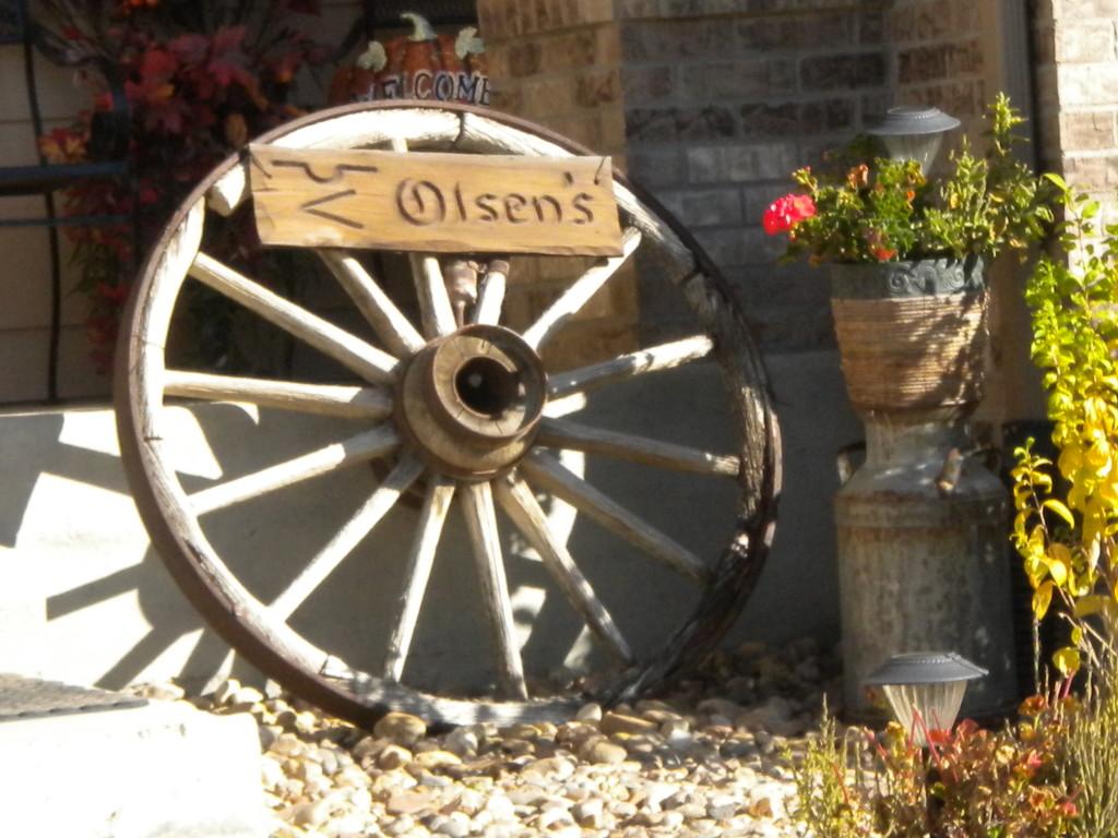 Olsen's wheel