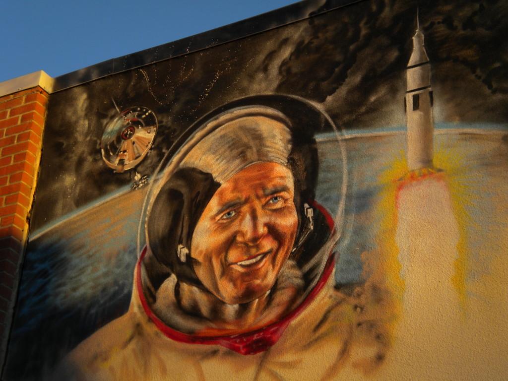 Vance Brand astronaut (Longmont High School)