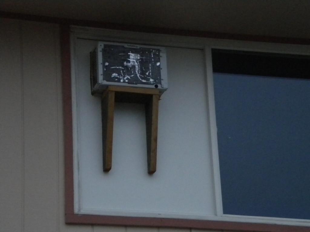 world's smallest air conditioner?