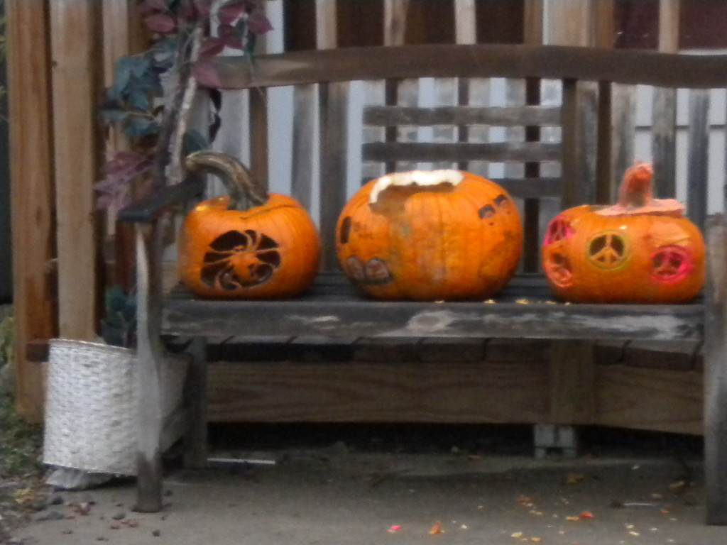 over-the-hill pumpkins