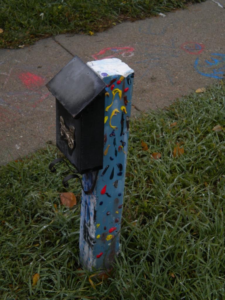 height-challenged mailbox