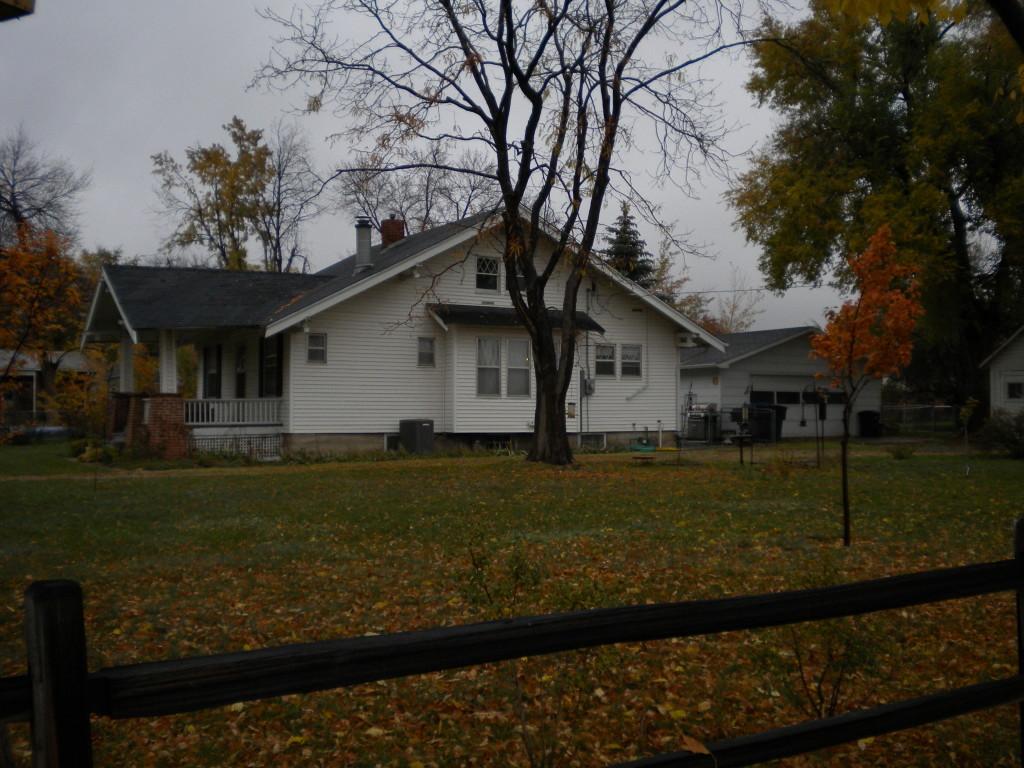 old farm house?