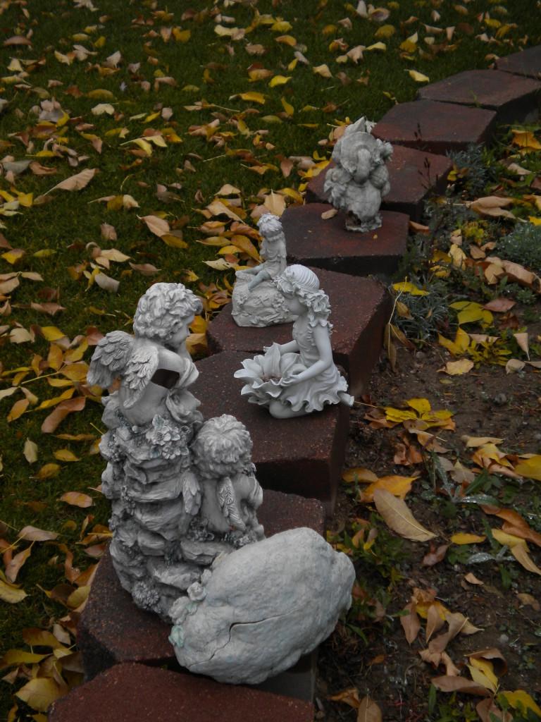 sculpture row